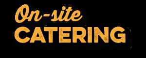 On-site CATERINGv2 true colour